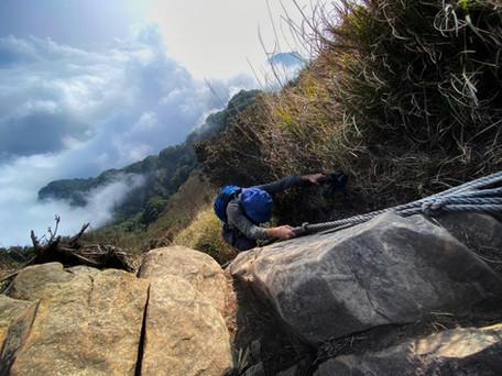 Learn to Hike in Taiwan 5: Jiali Mountain Part II, The Hakani Mountain Loop (加里山 - 哈堪尼山縱走)