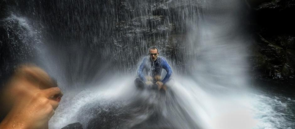 Lost Valley: Jungles & Canyons Beyond Double Dragon & Danlong Waterfalls 失落峽谷:五峰鄉雙龍瀑布和丹龍瀑布再往上走之冒險