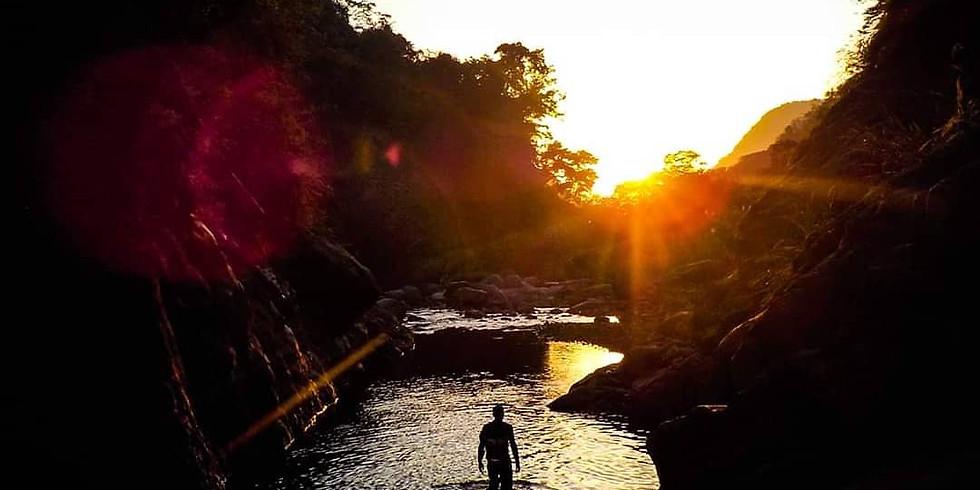 Tai'an River Tracing 泰安溯溪活動