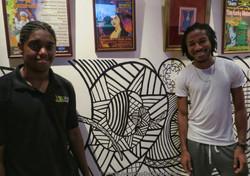 Jherez and Brandon