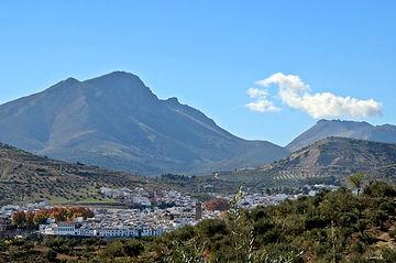 la majestuosa Tiñosa, monte mas alto de la provincia de Córdoba