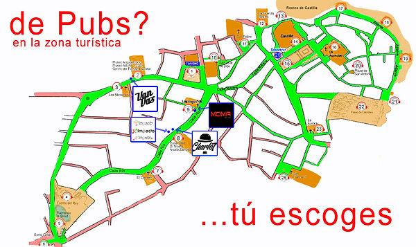 pubs Priego de Córdoba el pueblo más bonito