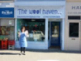 New Wool Shop Glasgow