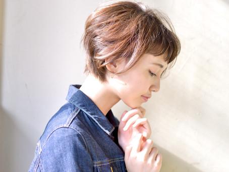 藤が丘駅 SHE SALON 【骨格補正するカット】
