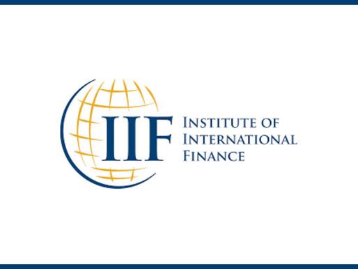 Uluslararası Finans Enstitüsü Küresel Büyüme Tahminini Düşürdü
