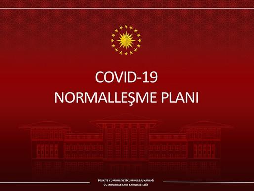 Covid-19 Normalleşme Planı