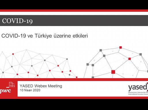 Covid-19 ve Türkiye üzerine etkileri