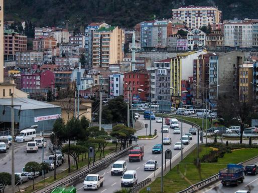 81 İl Valiliğine Şehir Giriş - Çıkış Tedbirleri Konulu Yeni Bir Genelge