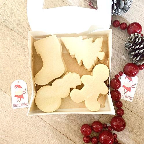 Undecorated Sugar Cookies (24 cookies)