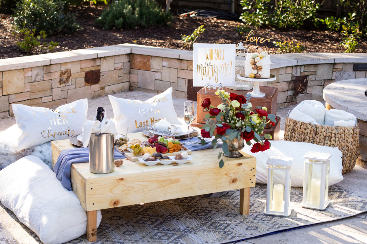 Date Night Package (Couples Picnic)