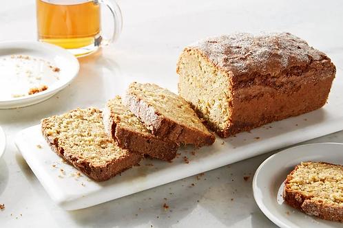 Olive Oil Apple Cake & Spiced Sugar