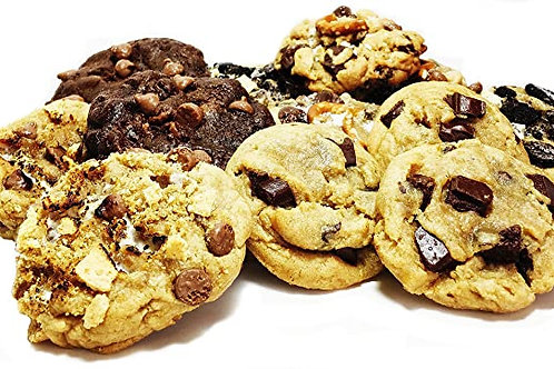 Prepaid  TWO DOZEN Cookies (12 Months Subscription)