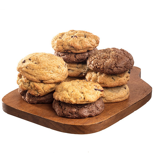 Prepaid DOZEN Cookies (6 Months Subscription)