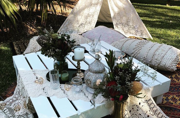 Morocan picnic