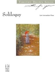 """""""Soliloquy"""" for piano solo"""