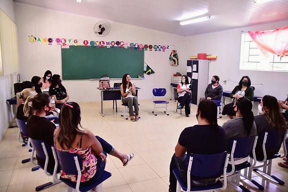 SME OFERTARÁ EDUCAÇÃO INTEGRAL NA ESCOLA DO IBATÉ A PARTIR DE 2021