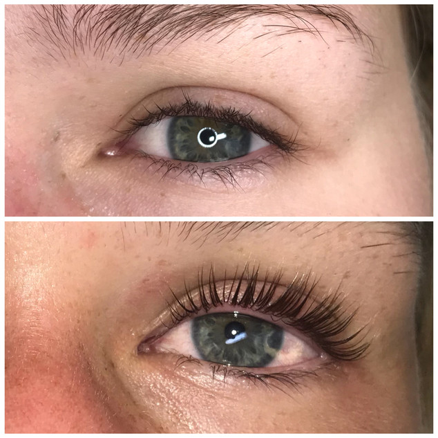 Lash Lift Atlanta Eye Candy
