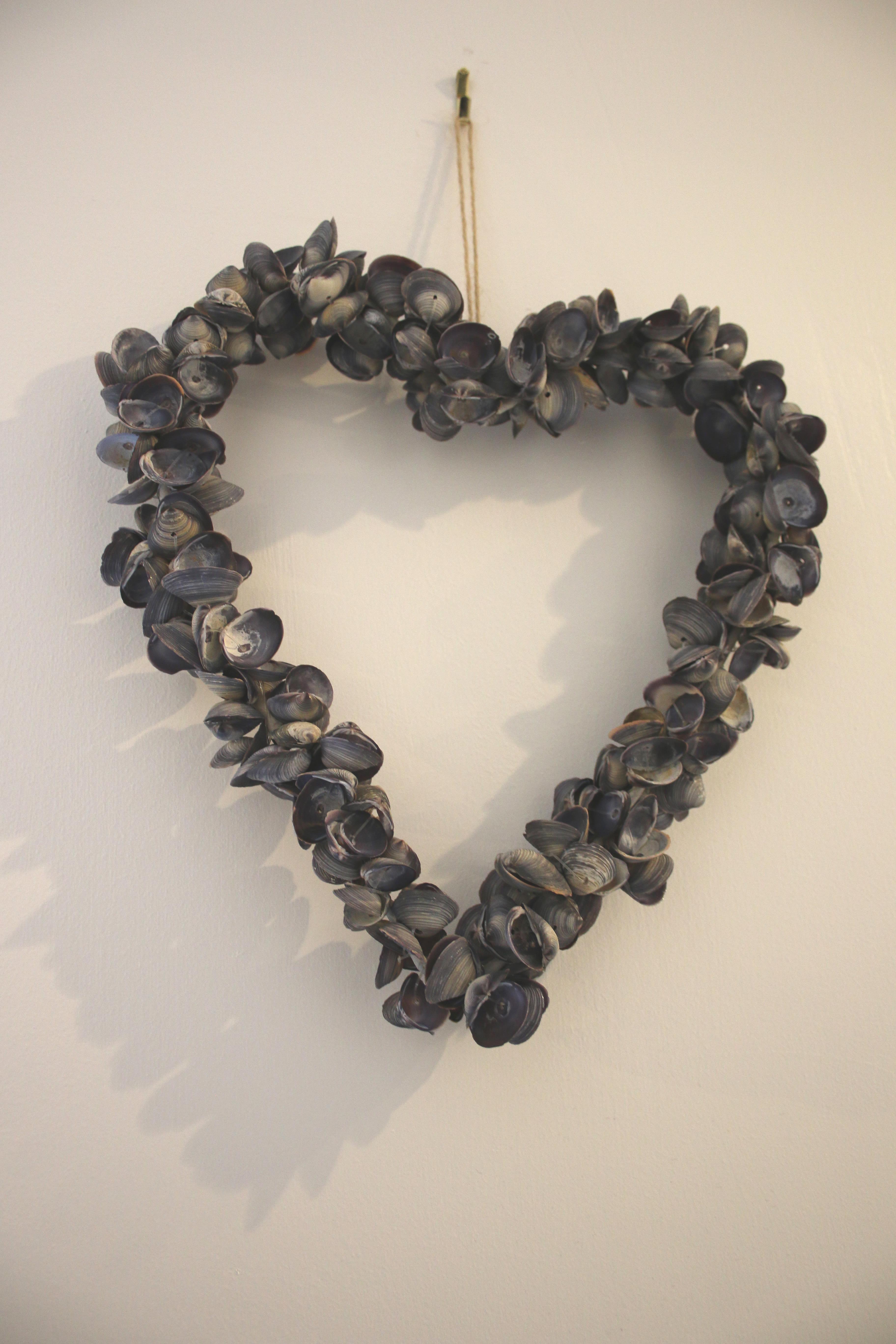 shell heart