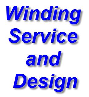 design   Winding Data Calculation