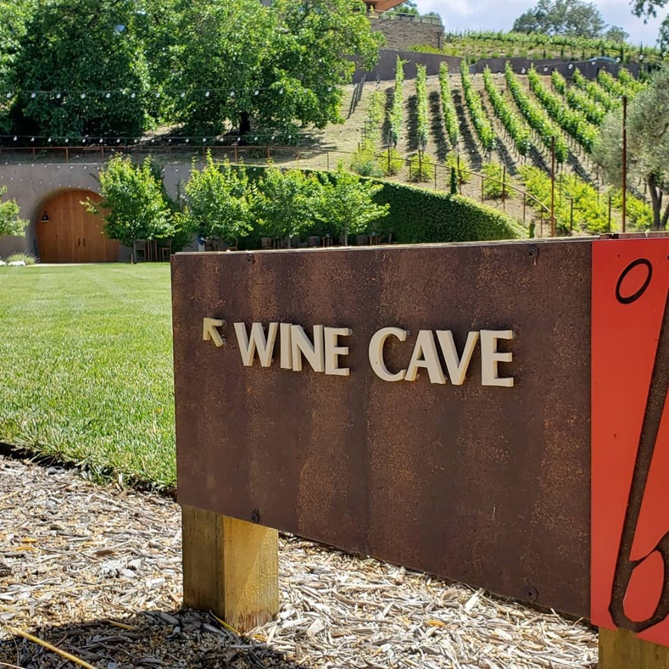 B Cellars Caves