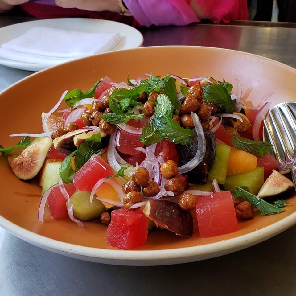 Ad Hoc Melon Salad
