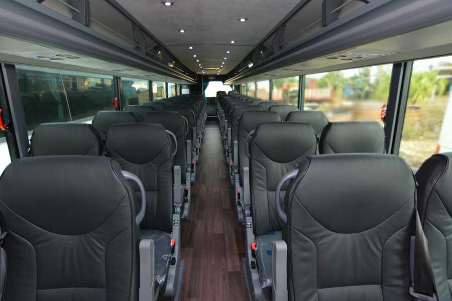 Napa Motorcoach