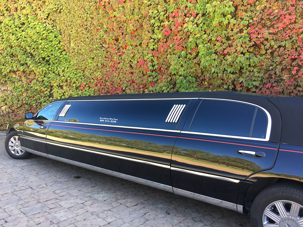 Napa Valley Best Limo Service