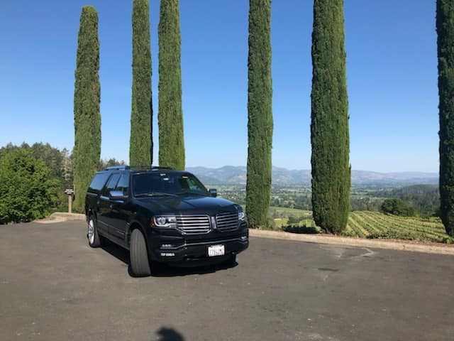 SUV Wine Tour