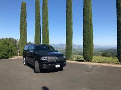SUV Wine Tour