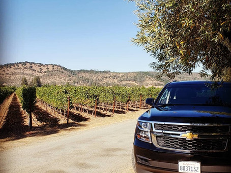 Private Napa Valley Wine Tour in a Luxury SUV.  Perfect for smaller groups.