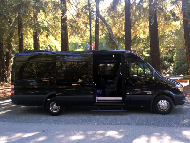 Luxury Van by Gretch