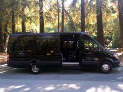 Luxury Van by Gretch