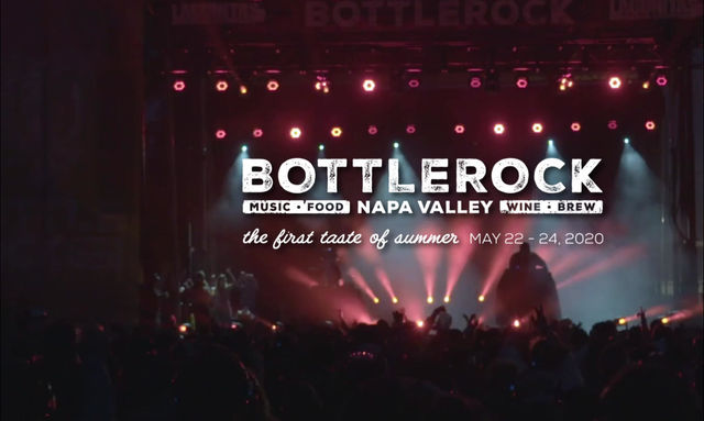 Bottlerock 2020 - Napa Valley