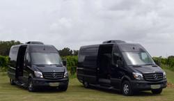 Mercedes-Benz Sprinter Napa Tours