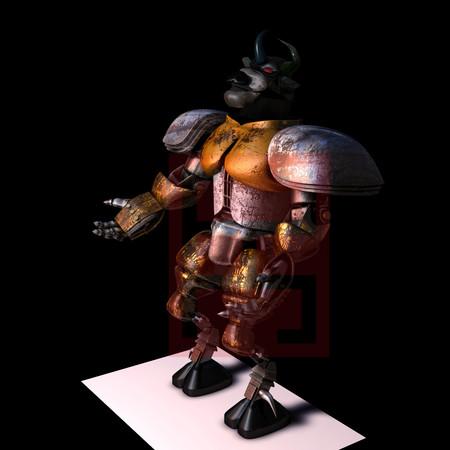 Toro Steampunk