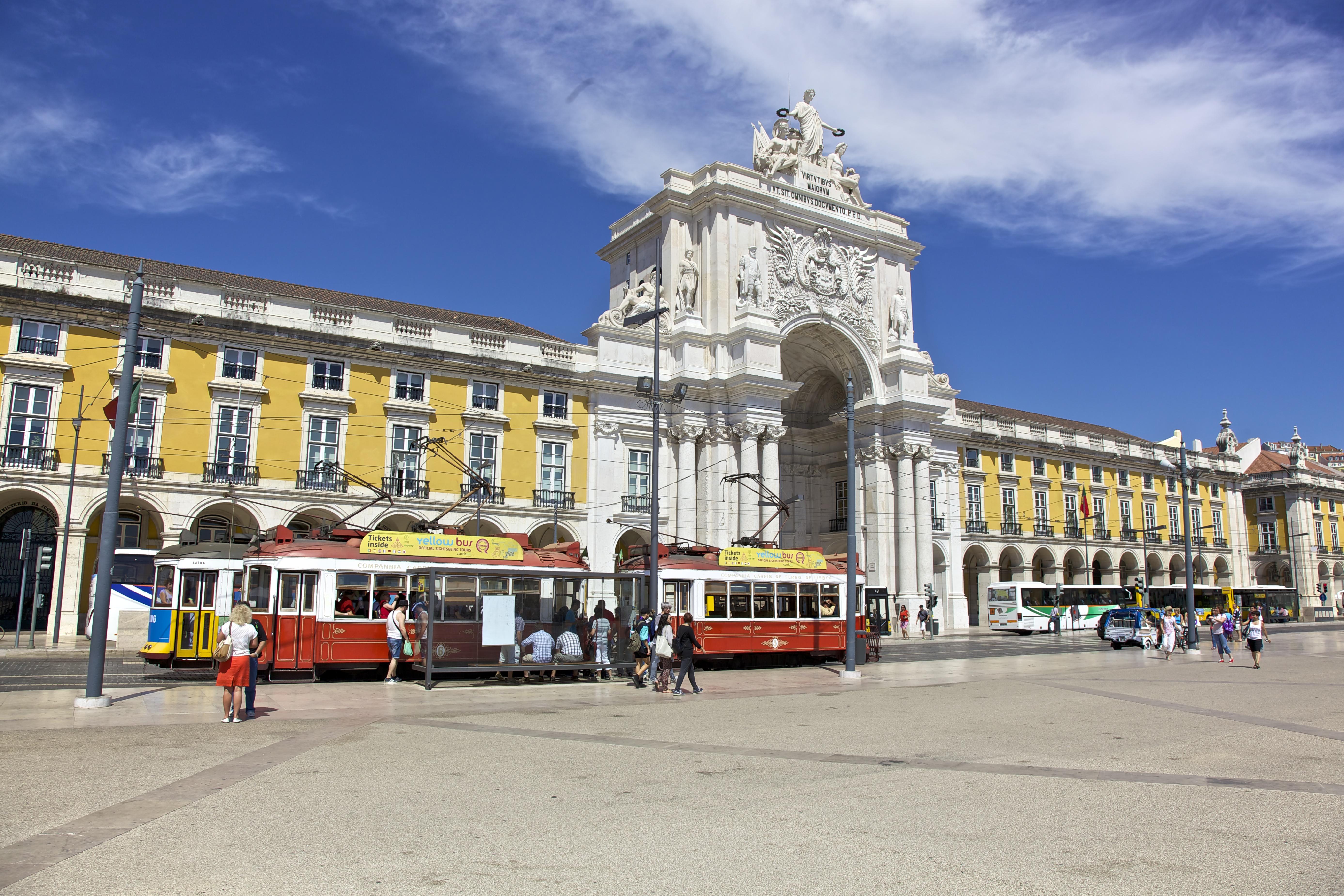 Lisboa - Terreiro do Paço