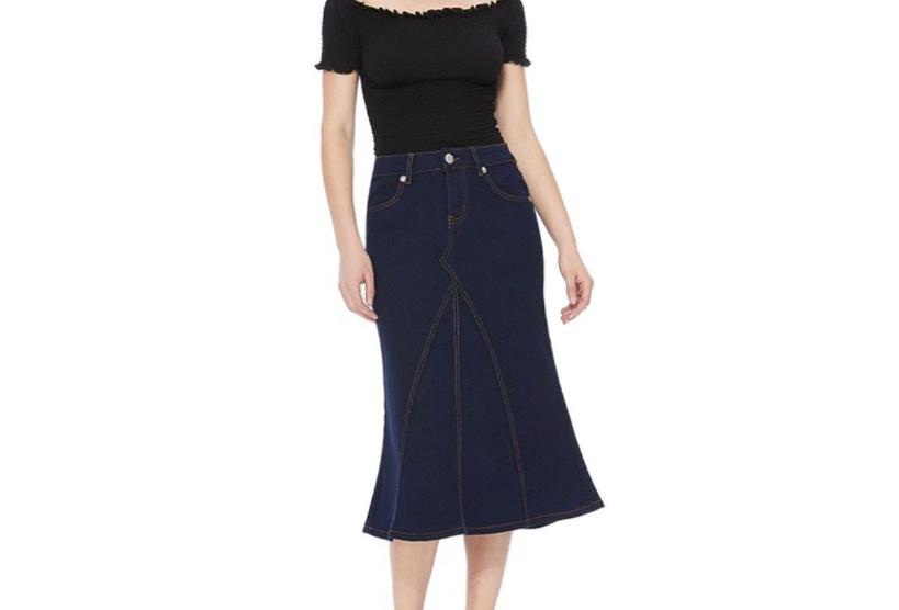 Bridgett Denim Skirt