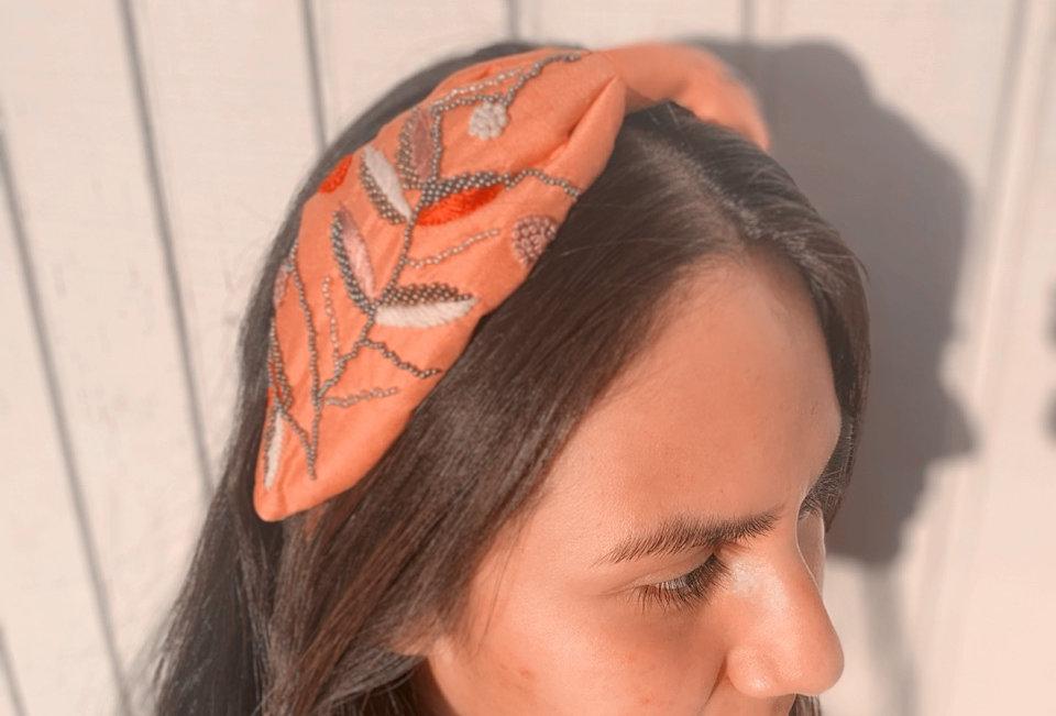 Sweet Peach Headband