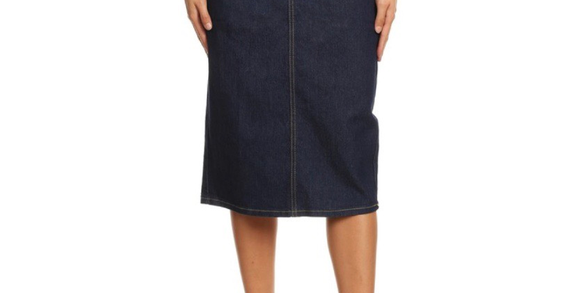 Hailey Denim Skirt