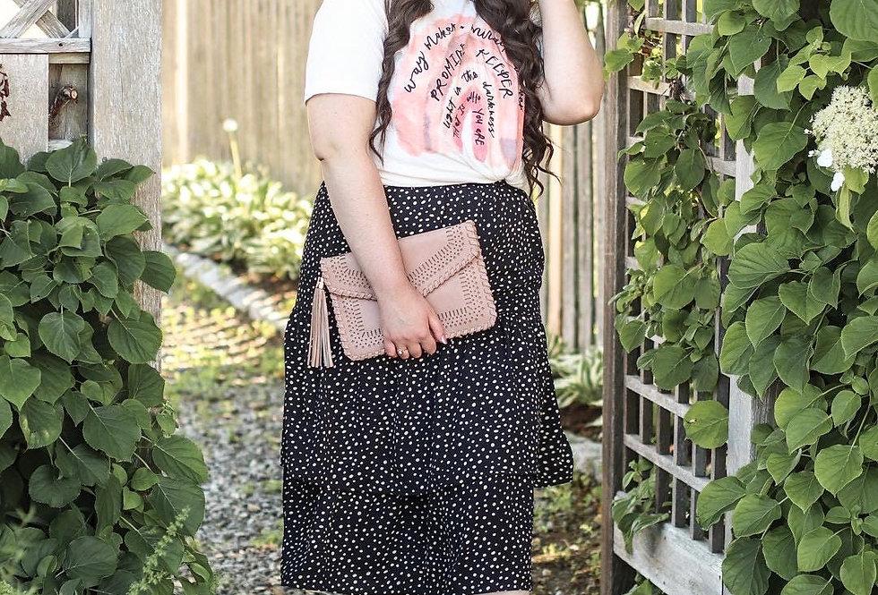 Elizabeth Skirt in Black