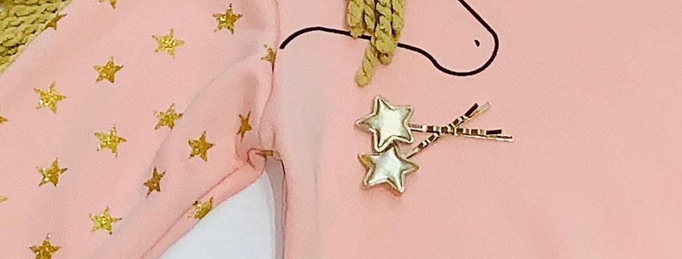 Unicorn Sweatshirt - Pink