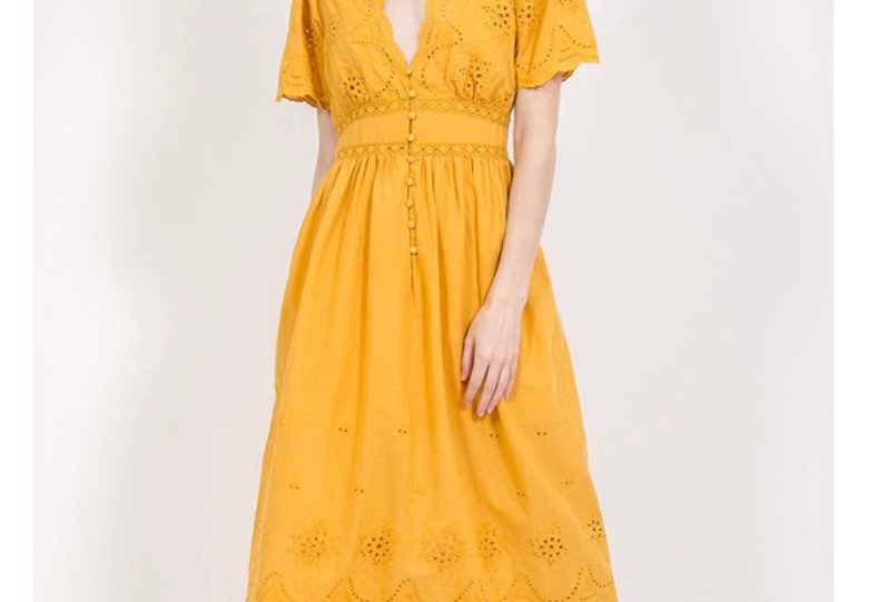ASHLYN DRESS