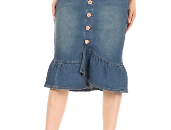 Mila Denim Skirt