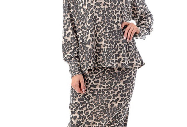 Leopard Thermo Set