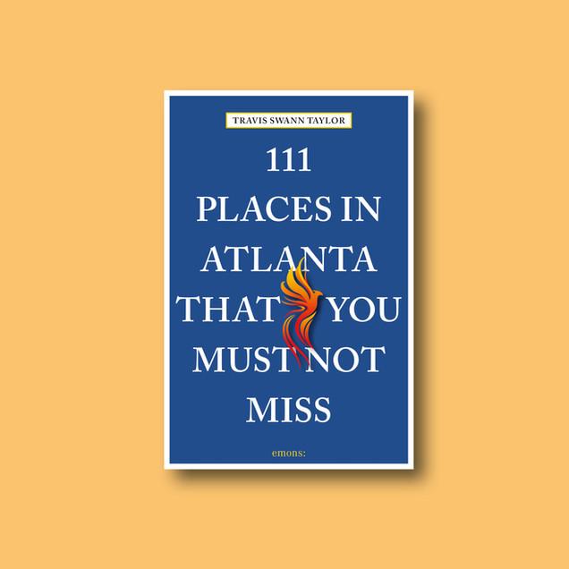 111 Places in Atlanta