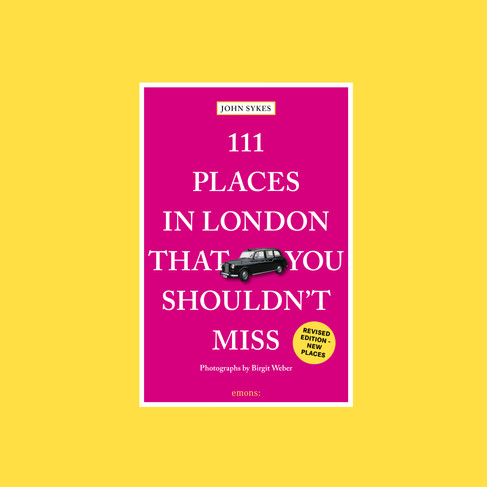 111 Places in London