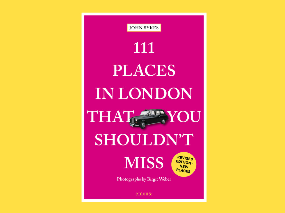 111 Places in London - Relaunch