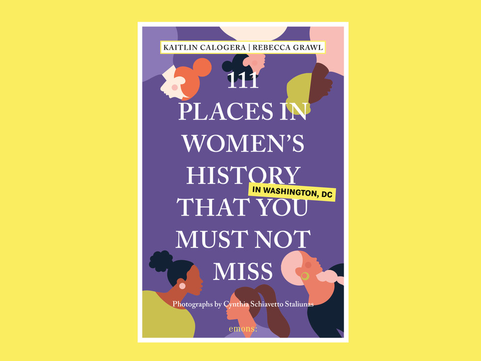 111 Places in Womens History