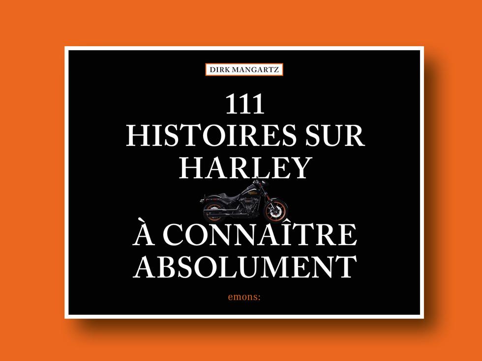 111 histoires Harley