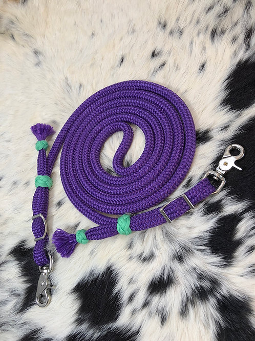 10' Adjustable Loop Reins